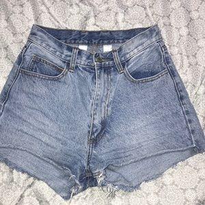 J Galt / Brandy Melville jean shorts
